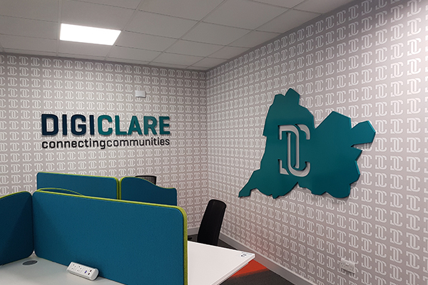 Finnerty Graphics Interior Signs