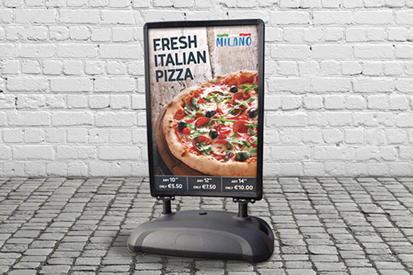 Finnerty Graphics Pavement Signs